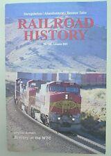 Railroad History No 185 Autumn 2001 (Paperback)