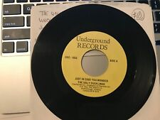 ROCK 45 RPM RECORD - THE UGLY DUCKLINGS / THE NASHVILLE TEENS - UNDERGROUND 1035