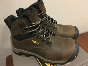 Keen Utility Rockford 1021342 waterproof Safety work shoe boot ASTM composite EH