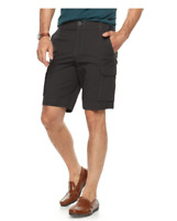 Men's Apt-9 regular Fit Stretch cargo Shorts
