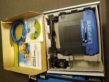 (3) Linksys E2500 & Netgear/Frontier ADSL2+ & Linksys Wireless-B Modem/Routers