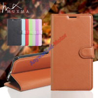 (9 Colors) Leather Case Flip Wallet Cover For Samsung galaxy J1 SM-J100H