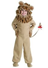 Child Kids Wizard of Oz Cowardly Lion Costume SIZE S (with defect)