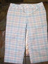 Women's Under Armour Pants nwt $69.99.99 Size 10 / Golf Pants Capri