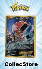 ☺ Carte Pokémon Léviator EX 123/122 VF NEUVE - XY9 Rupture Turbo