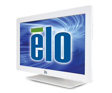 Elo Touchsystems ET2401LM Touchmonitor 24 Zoll WEISS USB DVI VGA SER mit FUSS