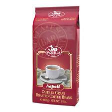 15,49€/kg Saquella Napoli Bar 1000g Espresso Kaffee ganze Bohne TOPPRODUKT