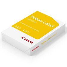 Canon Standard Label 80gsm A4 Papier Rame