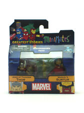 Marvel Minimates Ages Of Thunder Thor & Marvel's Surtur Greatest Stories Wave 74