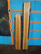 #8305  2, cherry live edge slabs wood lumber rustic