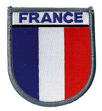Patch écusson France armée OPEX patche insigne militaire brodé thermocollant