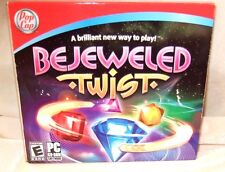 Bejeweled Twist Puzzle Game - PC Software CD In Box