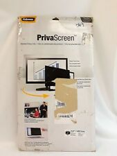 "Fellowes 24"" Widescreen-PrivaScreen Privacy Filter #4210"