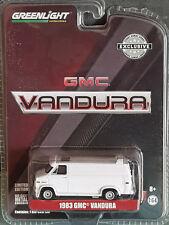 Greenlight 2018 Hobby Exclusive 1983 GMC Vandura weiß