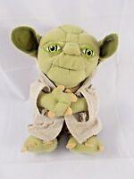"Star Wars Yoda Plush 6"" Just Play Stuffed Animal"