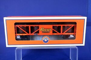 Lionel O Scale Reese's Peanut Butter Cups Candy Advertising Vat Car 6-39488