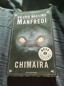 CHIMAIRA - VALERIO MASSIMO MANFREDI - OSCAR MONDADORI