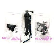 Go Pro Gopro Grip Tripod Lot 3 Accessories Sunshade J Hook Buckle Hero NEW HGL30