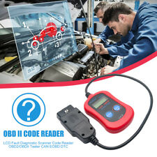 Obd2 EOBD Car Fault Code Reader Scanner Diagnostic Auto Engine Scan Tool AU