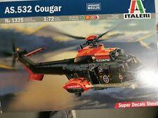 1/72 Italeri AS 532 Cougar