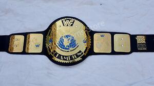 WWF 4mm Big Eagle Attitude Era World Heavyweight Championship Replica Belt Adult