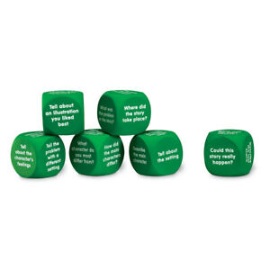 Learning Resources - Retell A Story Cubes
