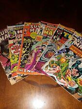 New ListingSub-Mariner bronze age lot 6 comics Marvel