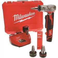 Milwaukee 2432-22 M12 12-Volt Lithium-Ion Cordless ProPEX Expansion Tool Kit