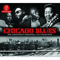 Chicago Blues: The Absolutely Essential 3CD Collection