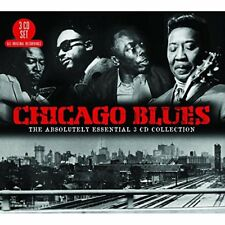 Chicago Blues The Absolutely Essential 3CD Collection