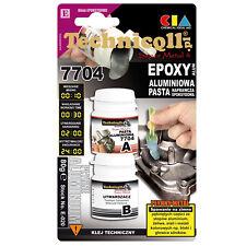 Technicqll Aluminium Cold Weld Meta Bearing Bolts Epoxy Repair Glue Paste  E020