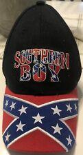 Southern Boy Baseball Hat Black
