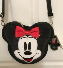 NWT Harveys Disney Minnie Maus Convertible Crossbody Rucksack Purse ausverkauft