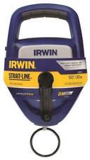 New Irwin Strait-Line 1932878 Large Layout Pro Chalk Reel, 100 Ft