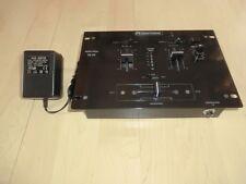 Omnitronic DJ-24 Mixer / DJ-Mixer, inkl. Netzteil, 2 Jahre Garantie