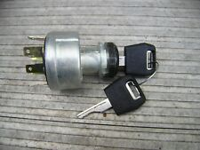 "CUSHMAN TRUCKSTER HAULSTER OMC NEW 1"" 7 PRONG IGNITION SWITCH KEY SWITCH"