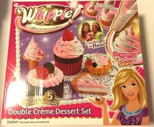 Whipple - Double Creme Dessert Set - Brand New In Pack