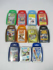 Collection of Top Trumps Game Cards Minecraft, Marvel, Disney x11