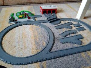 Thomas The Tank Engine And Friends, Rare Sodor Quarry Set With Train Track Set