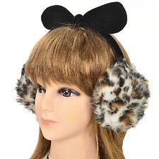 Cute Women Girl's Winter Earmuffs Ear warmers Ear Muffs Earlap Warmer Headband
