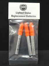 New 3 Pack Palm Lighted Stylus Replacement Batteries 3V Lithium Ion 340-6218A