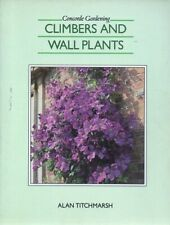 Climbers and Wall Plants (Concorde Books), Very Good, Books, mon0000163091