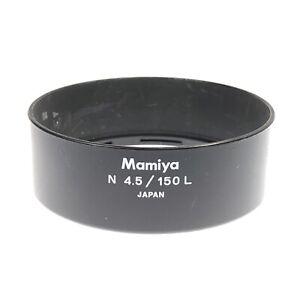 Genuine Mamiya 7 / 7II Lens Hood Shade for N 150mm f/4.5 L