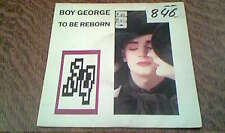 45 tours boy george to be reborn
