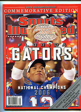 Sports Illustrated 2006 Florida Gators National Champions  MBX71