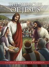 The Miracles of Jesus Picture Book NEW (YC088) 32 Pg