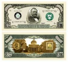 Set of 10 - Ulysses S Grant Million Dollar Bill