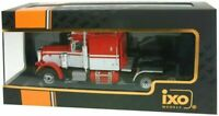 IXO TR042 Peterbilt 359 Rouge 1973 camion miniature  1/43
