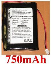 Batterie 750mAh type PPSB0502 Pour Samsung YH-925