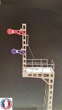 FEU13-HO-Signal mécanique de manoeuvre SNCB